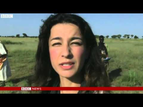 South Sudan famine warning  Living on grass and leaves