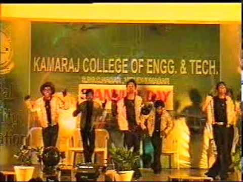 Kcet It 2004-2008 Kamaraj College Of Engineering And Technology Siva Annualday video