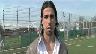 Meet For Haiti - Sami Khedira