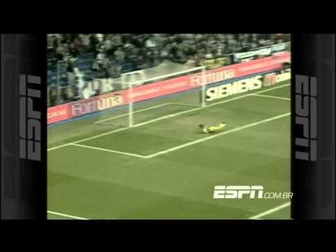 Real Madrid 5 x 0 Levante - Campeonato Espanhol 2004/2005