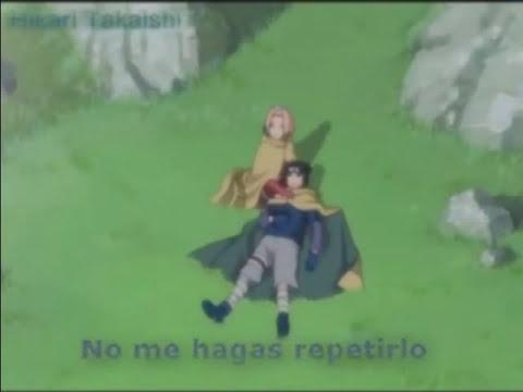 ♥-Sasuke se le confiesa a Sakura-♥
