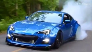 Ultimate Subaru BRZ-Toyota GT86 Scion FR-S Sound Compilation