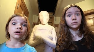 We Found A MUMMY In Our Attic!