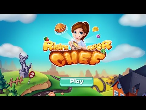 Rising Super Chef:Cooking Game APK Cover