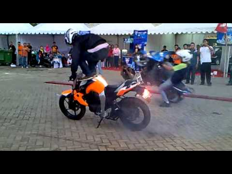 Free Style Yamaha Bike Day 2011.mp4