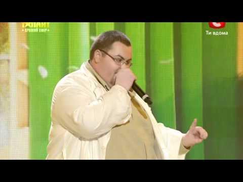 Битбоксер Александр Глух в полуфинале