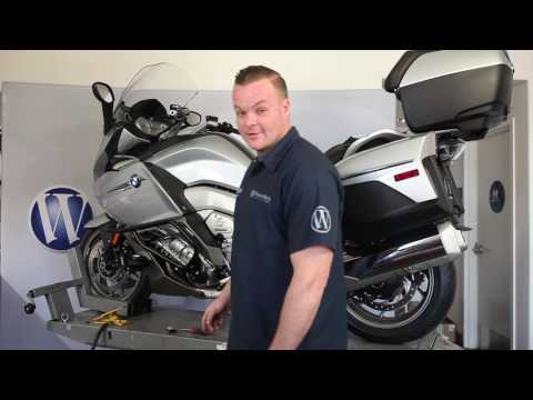 BMW K1600 GT   GTL Engine protection Bars
