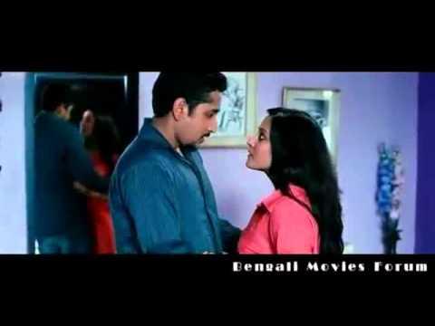 Hot Raima Sen   Parambrata Chatterjee Lip Lock   Smooch