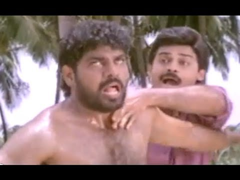 Chanti Songs - Idhi Tailam Patti Song - Masala Venkatesh, Meena - Ilayaraja Hits video