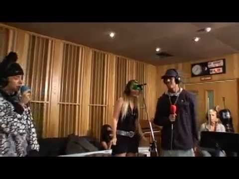 N-Dubz - About You With You - Radio 1 Live Lounge