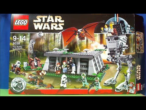 Lego Star Wars, Building The Battle Of Endor