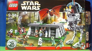 Lego Star Wars, The Battle Of Endor