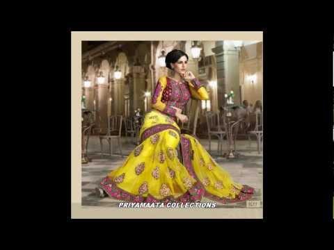 Saree Collections From Priyamaata video