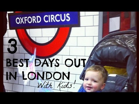 BEST DAYS OUT IN LONDON WITH KIDS  |  EMILY NORRIS
