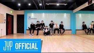 GOT7 Stop stop it Dance Practice 2 Crazy Boyfriend Ver