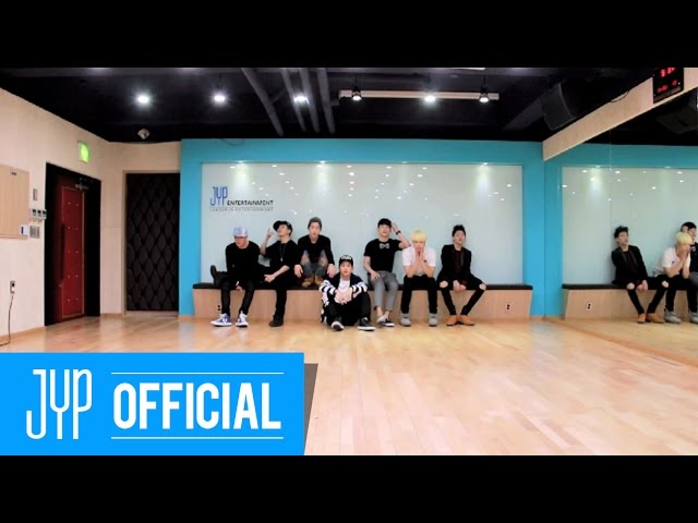 "GOT7 ""하지하지마(Stop stop it)"" Dance Practice #2 (Crazy Boyfriend Ver.)"
