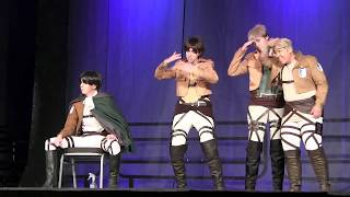 Anime North 2016 Skit Competition: No one like Levi