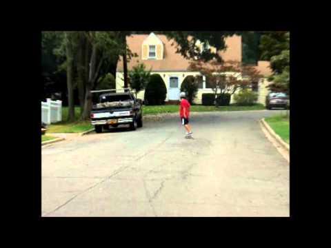 Longboarding- Soft Wheel Sliding 75a