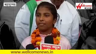 Janvi Panwar || Bahadurgarh Ki Beti || 13 Videshi Bhashaon Ki Jaankaar