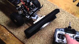 project overkill snow plow with Rc Adventures   Cheap Tire Chains   Tutorial   How To Diy   Snow Ice Mud Bogging on Rc Trucks In Snow Plowing moreover Fully 3d Printed Snow Blower additionally Rc Snow Plow moreover Showthread moreover Rc adventures   cheap tire chains   tutorial   how to diy   snow ice mud bogging.