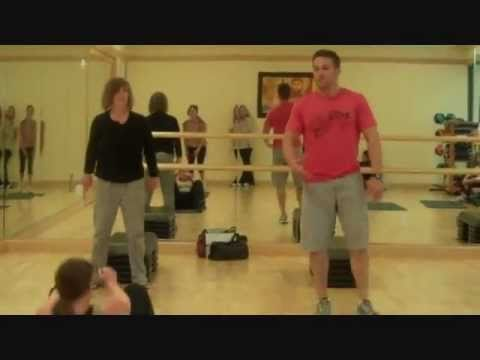 Chris Powell from Extreme Makeover: Weight Loss Edition… behind the scenes w/ Laurel House