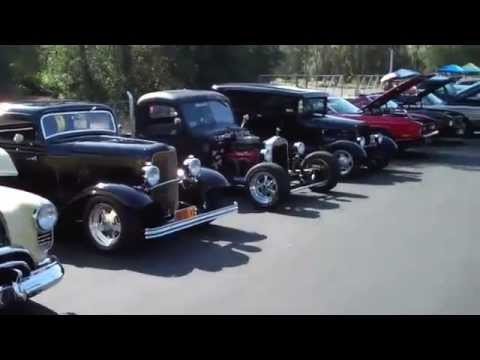 Show & Shine Car Show Eagles Nest Airport Ione, CA May 31, 2014