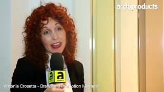 ISH Frankfurt 2017 | TUBES - Antonia Crosetta ci racconta Rift e Origami, i nuovi radiatori