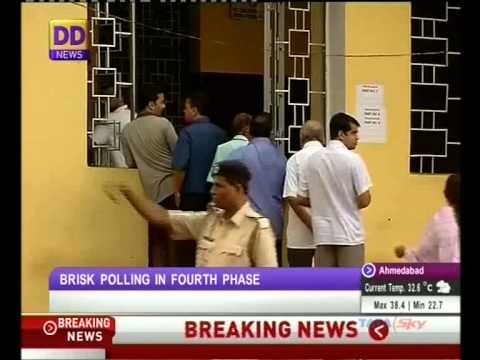 Lok Sabha Election 2014: Voting in Assam, Tripura, Sikkim and Goa