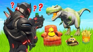 NEW Official PROP HUNT Game Mode in Fortnite!! (HIDE AND SEEK)