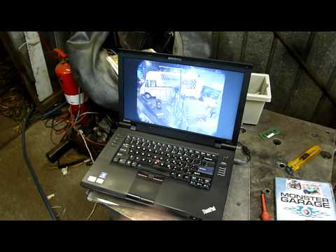 IBM Lenovo SL510 Laptop - Easy Cola Spill Related Repair