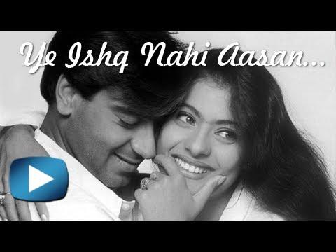 Ye Ishq Nahi Aasan - Ajay Devgn Kajol's Love Story - Epsiode 6 video