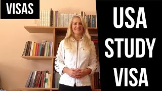 Interview Questions for a U.S. Study Visa- english video