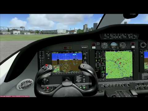 Flight1 Cessna Citation Mustang for FSX