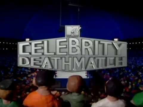 Celebrity Deathmatch S01E02 Where is Stallone