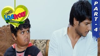 Routine Love Story Full Movie Part 4 || Regina Cassandra, Sundeep Kishan