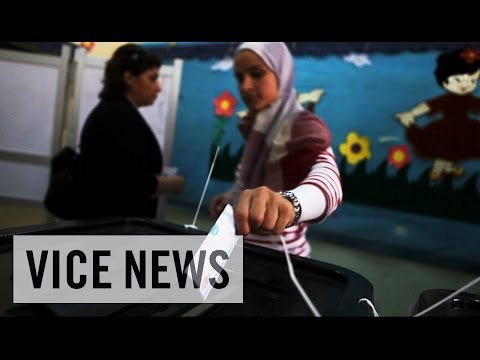 Egyptian Election Amid Political Crisis and Insurgency