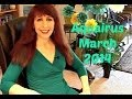 Aquarius March 2014 Astrology Horoscope