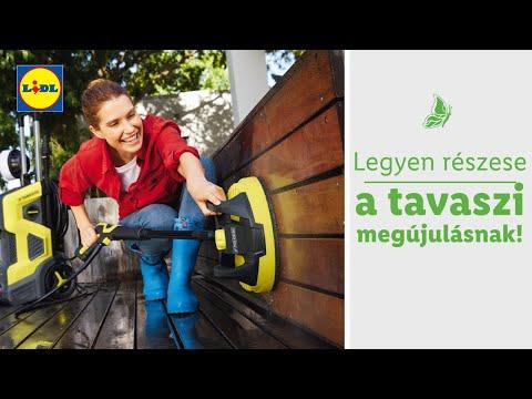 Tavaszi kertápoláshoz ajánljuk 02.17-től | Lidl