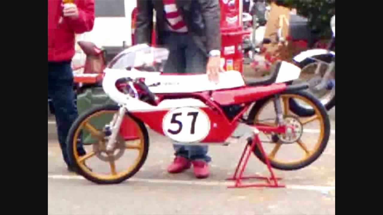 Kreidler van veen & Ringhini 1970's 50cc race bikes - YouTube