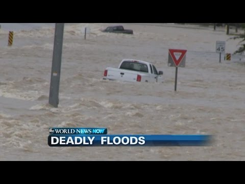 Death Toll Rises in South Carolina Flood Disaster| ABC News