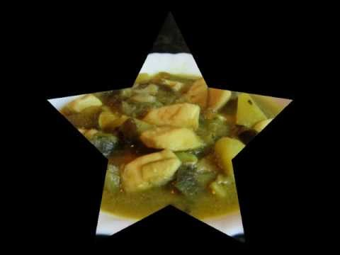 Guisado de pota- Receta de Cocina - RecetasNet