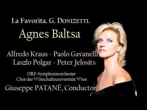 Доницетти Гаэтано - La Favorita