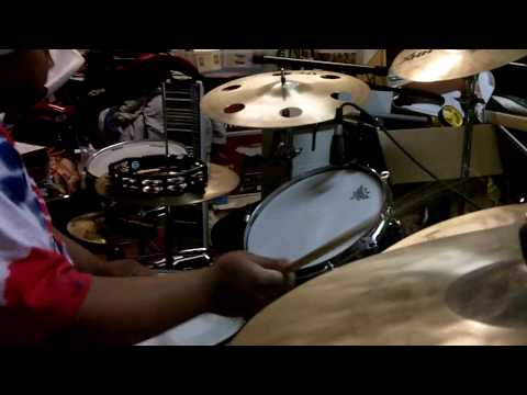 Kenny Garrett - Happy People (Drum Cover)