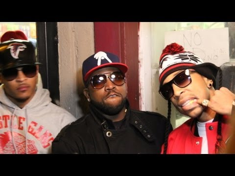 Behind The Scenes: Big Boi (Feat. T.I. & Ludacris) - In The A
