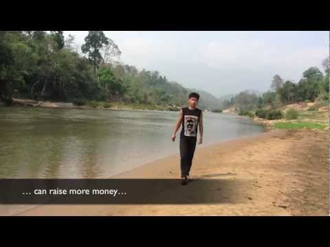 Life in a Burmese Refugee Camp - Food Shortages (Mae La Oon, THAILAND / MYANMAR)