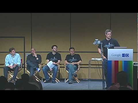 Google I/O 2010 - Android UI design patterns