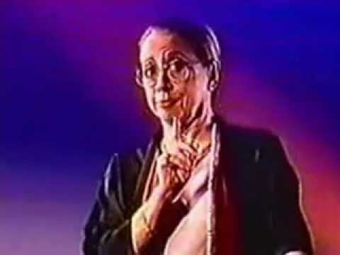 Fernanda Montenegro - FRANCISCO ANDIA - Te dou um cristal -