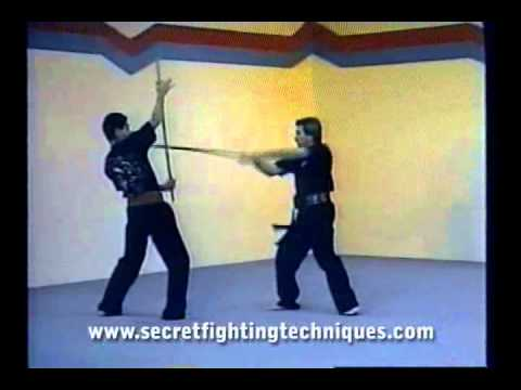 Kashi-Porrazo: Meso-American Stick Fighting. Technique #2. Yaomachtia. Image 1