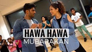 "download lagu ""hawa Hawa"" Dance  Mubarakan  Song  Arjun gratis"