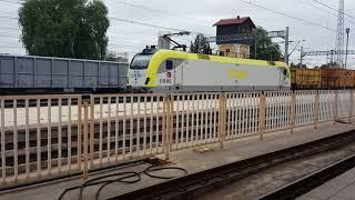 TCDD E 68005 Yük Treni
